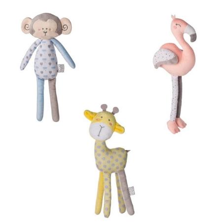 Saro Brinquedos Bonecos Patudos