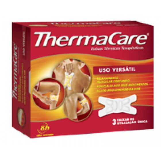 Thermacare Versat Faixa Termicas Terap X 3