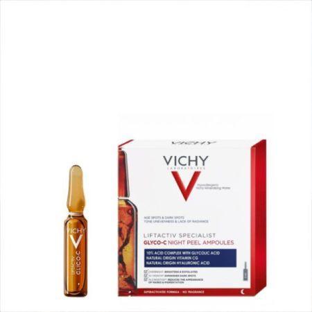 Vichy Liftactiv Glyco-C Ampolas X10