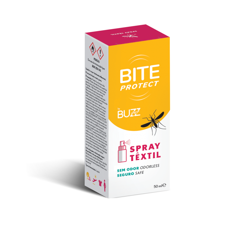 Bite Protect Buzz Out Spray 50ml