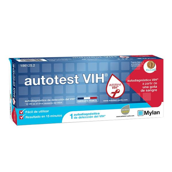 autotest VIH Auto-teste para deteçăo de VIH