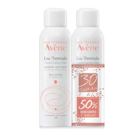 Avene Eau Thermale Duo Água termal 150 ml + Desconto de 50% na 2ª Embalagem
