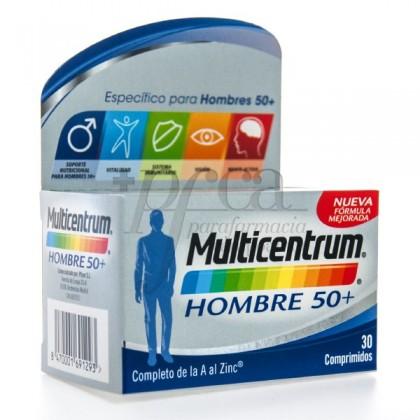 Centrum Homem 50+ Comp X90