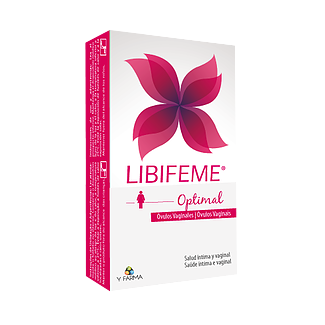 Libifeme Optimal Ovulos Vaginais 2g X5