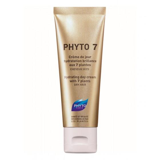 Phyto 7 Creme de Dia Hidratação e Brilho 50ml