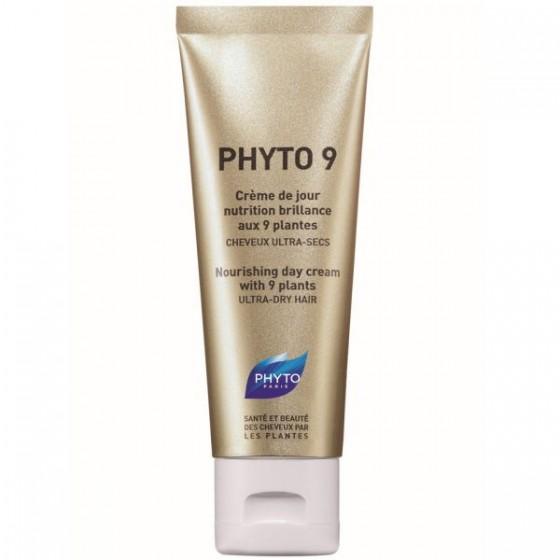 Phyto 9 Creme de Dia Nutrição e  Brilho 50ml