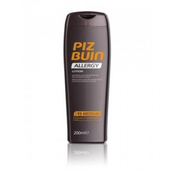 Piz Buin Allergy Loção FPS15+ 200 Ml