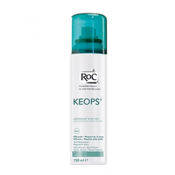 Roc Keops Desodorizante Spray Seco 150 ml