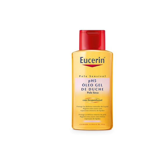 Eucerin Pele Sensivel Oleo Duche Ph5 200ml