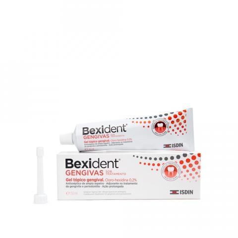 Bexident Gengivas Gel Tratamento