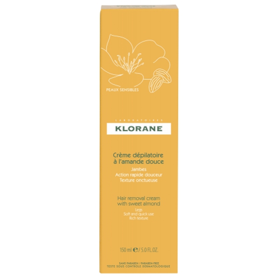 Klorane Dermo Pro Creme Depilatório 150ml