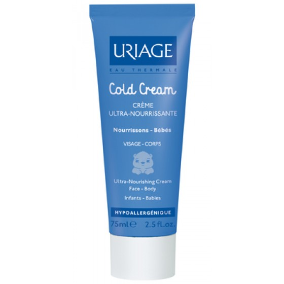 Uriage Bebe 1st Cold Cream Creme  Barreira 75ml