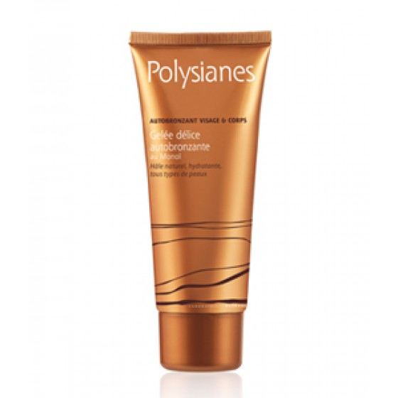 Polysianes Gel Autobronzeador 100ml