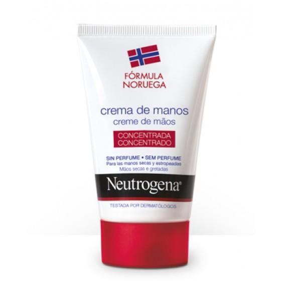 Neutrogen Maos  Creme Concentrado sem Perfume 50ml