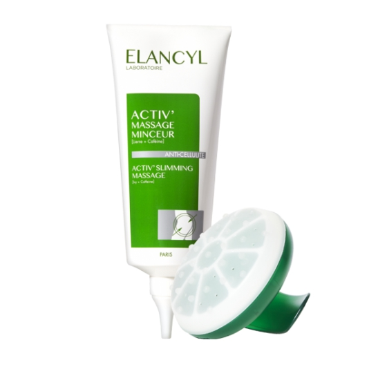Elancyl Activ Massage 200ml+Luva