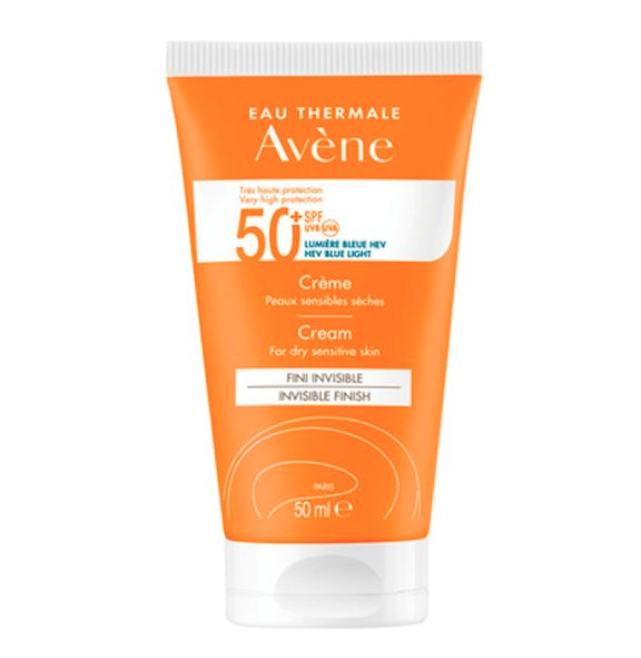 Avene Solar SPF50+ Creme 50ml
