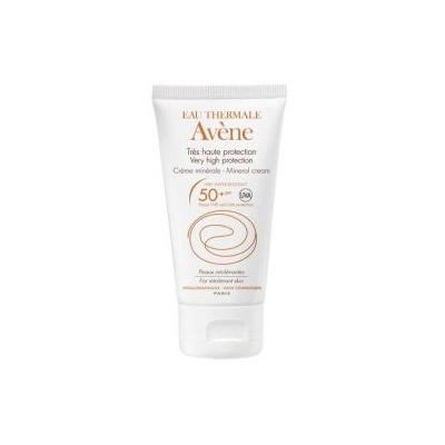 Avene Solar Creme Mineral SPF50+ 50ml