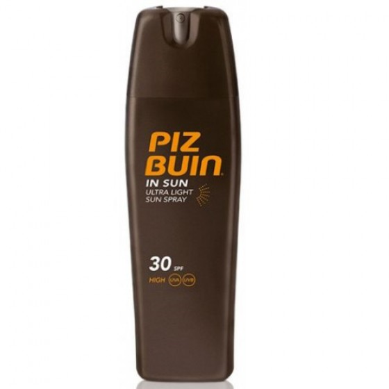 Piz Buin In Sun Spray FPS30 200 Ml