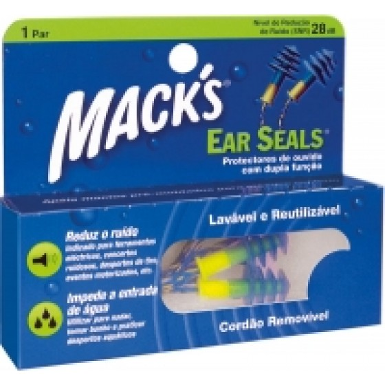 Mack's Kit Tampao Conforto Ear Seals