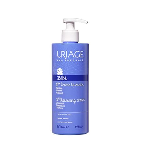 Uriage Bebe 1st Creme Lavante 500ml