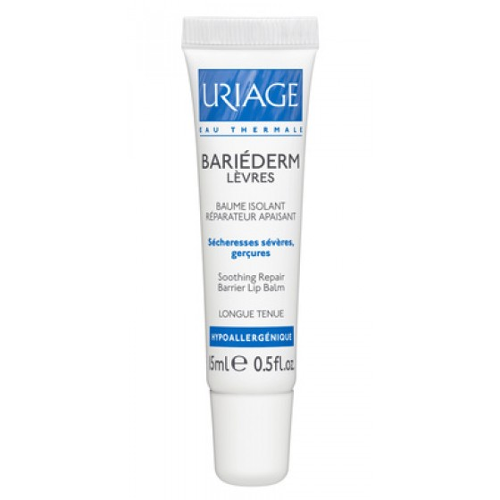 Uriage Bariederm  Bálsamo Labial 15 Ml