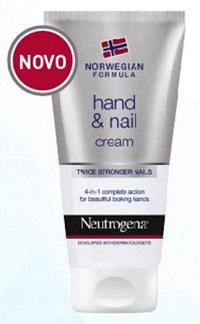Neutrogena Maos Creme Mãos e Unhas 75ml