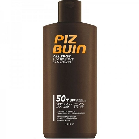 Piz Buin Allergy Loção FPS50+ 200 Ml