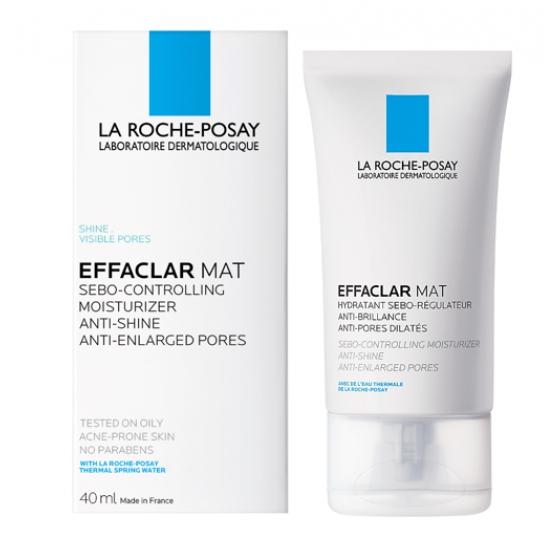 La Roche Posay Effaclar Hidratante Matificante Antibrilho 40ml