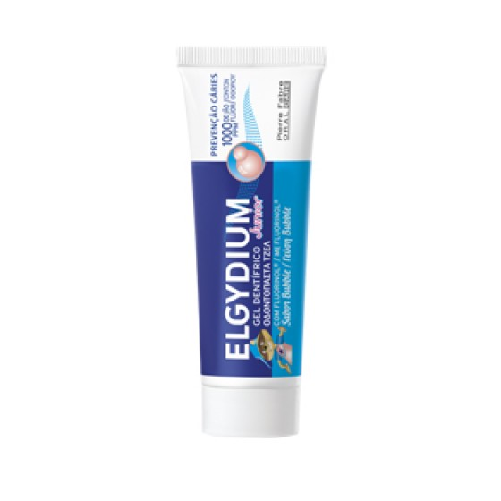 Elgydium Infantil Gel Junior Bubble 50ml