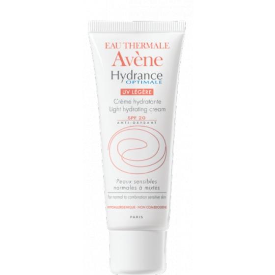 Avene Hydrance Creme Suave Uv SPF20 40ml