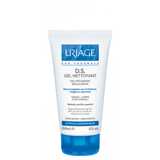 Uriage Ds Gel de Limpeza 150ml