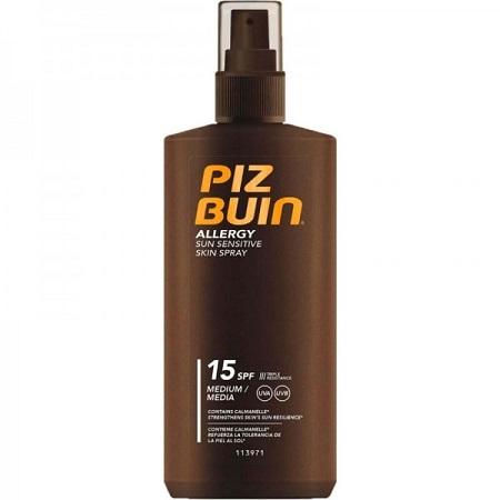 Piz Buin Allergy Spray SPF15 200 Ml
