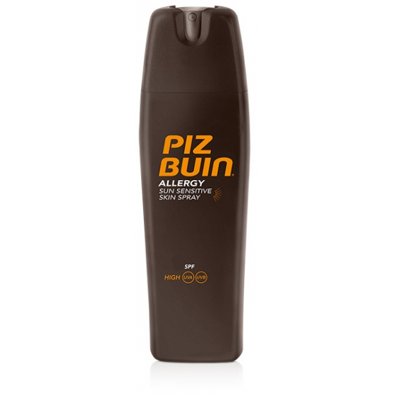 Piz Buin Allergy Spray Corporal SPF50+ 200 Ml
