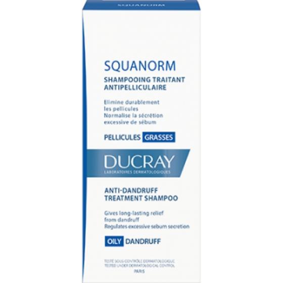 Ducray Squanorm Champô Caspa Oleosa 200ml