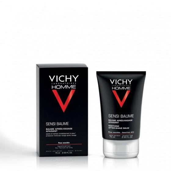 Vichy Homme Sensi-Baume Bálsamo Mineral 75ml