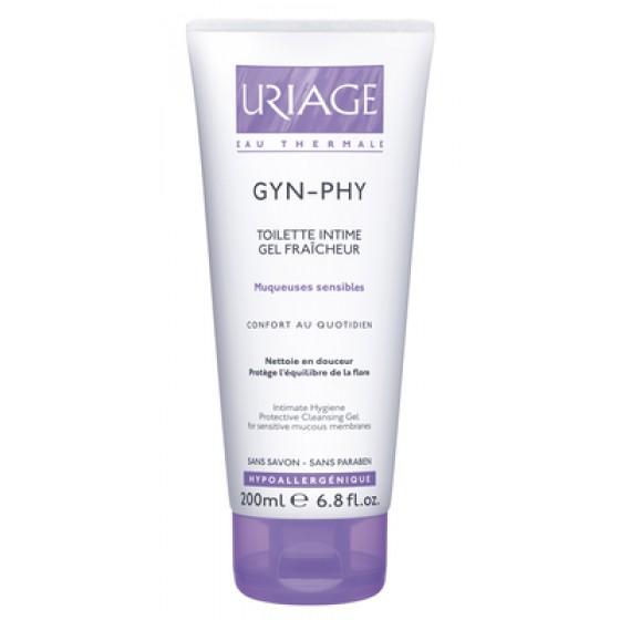Uriage Gyn Phy Gel Higiene Intima 200ml
