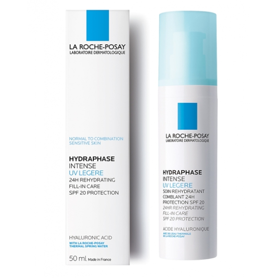La Roche Posay Hydraphase Intense Uv Creme Ligeiro 50ml
