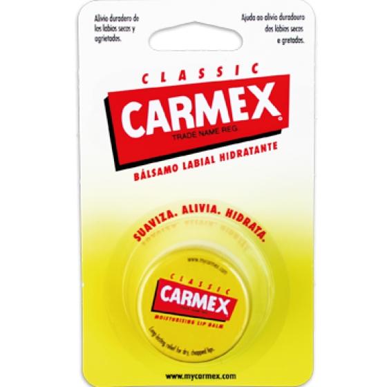 Carmex Boião Hidratante Labial Original 7,5g