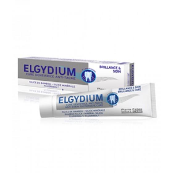 Elgydium Brilho & Cuidado Pasta Dentífrica 30ml