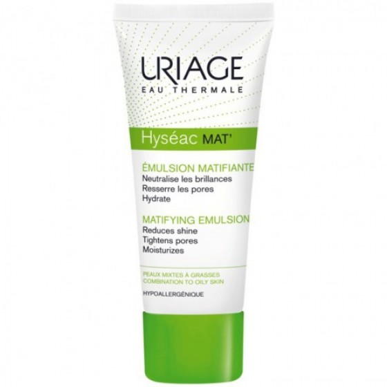 Uriage Hyseac  Creme Matificante 40ml