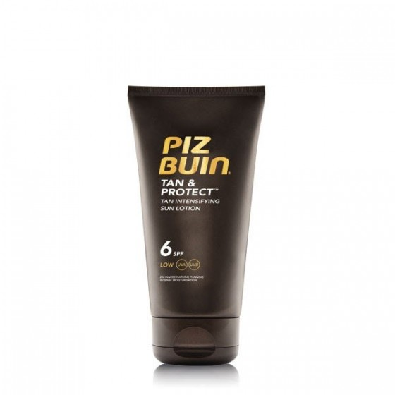 Piz Buin Tan & Protect loção FPS6 150ml