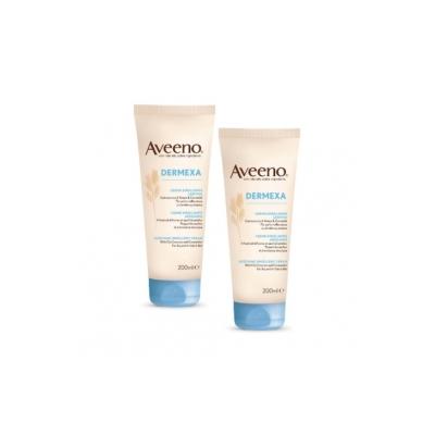 Aveeno Dermexa Creme Hidratante Duo POMOCIONAL
