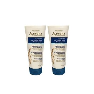 Aveeno Skin Relief Creme Mentol Duo PROMOÇão X2