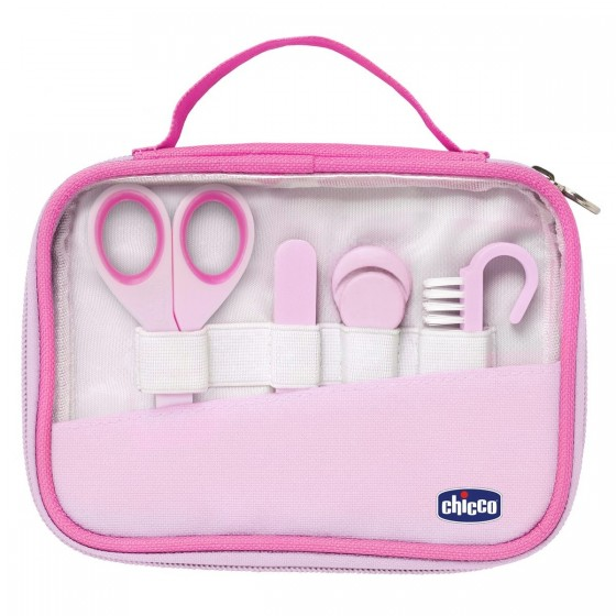 Chicco Conjunto Happy Hands Rosa