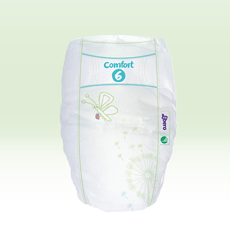Libero Comfort Fit Junior Tam 6 (12-22 kg) X22