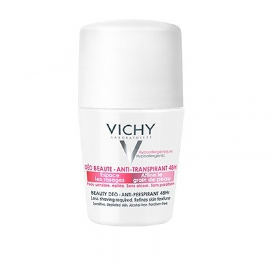 Vichy Deo Roll On Beleza 48H 50ml
