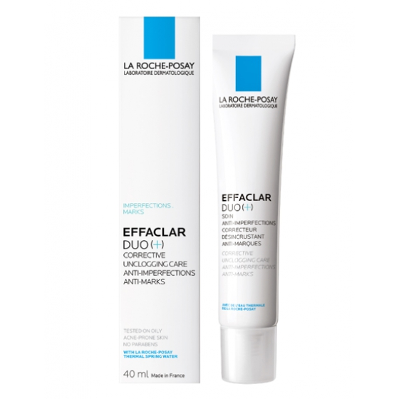 La Roche Posay Effaclar Duo(+) Gel Creme Anti-imperfeições 40ml