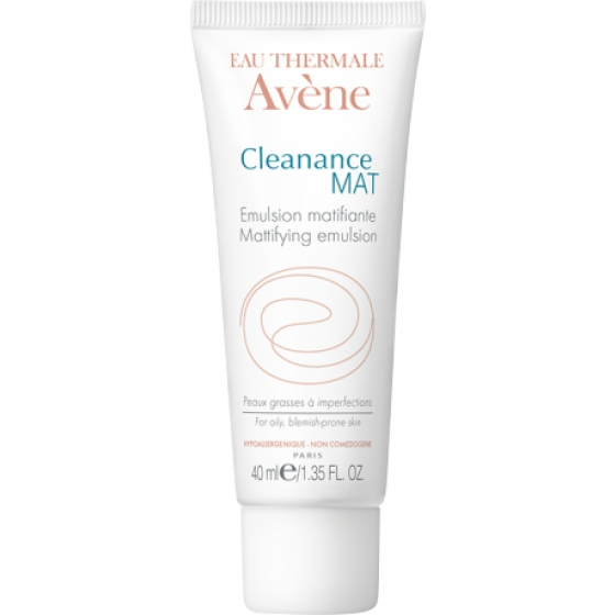 Avene Cleanance Mat Emulsão Matificante 40ml
