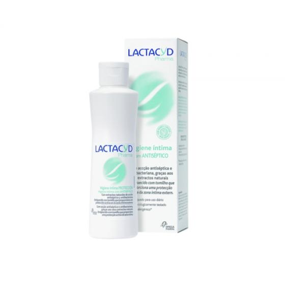 Lactacyd Antiseptico Higiene Intima 250ml