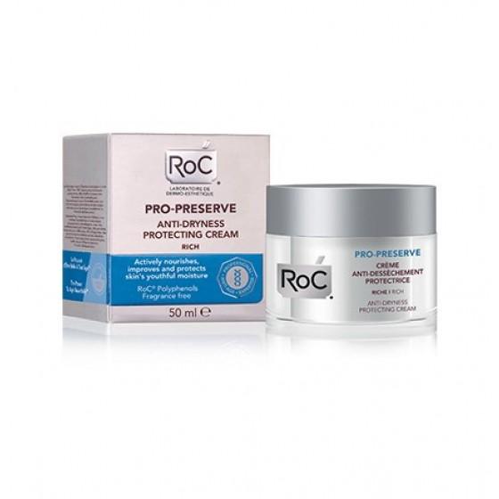 Roc Pro-Preserve Anti-Secura Creme Rico 50ml